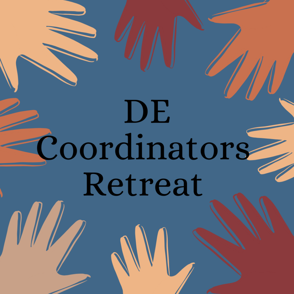 DE Coordinators Retreat